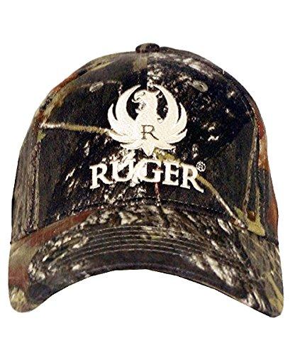 Ruger Mens Break Up Adjustable Fit Hat Camo