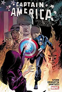 Amazon com: Captain America: Theater of War (9780785139904