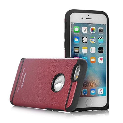 Poweradd apple iphone 6s case lightweight soft interior for Interior iphone 6