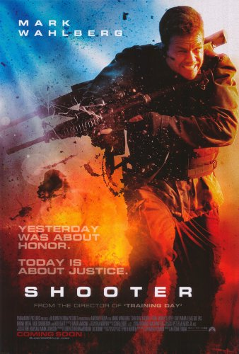 Amazon.com: Shooter - Mark Wahlberg Action Movie Poster: Prints ...