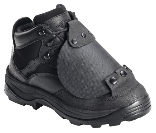 Boots Metatarsal Safety Guard (Avenger Safety Footwear Men's 7322, Black, 10.5 M US)