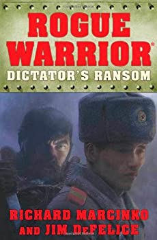 Dictator's Ransom 0765357496 Book Cover