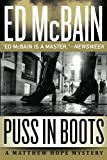 Puss in Boots by Ed McBain front cover