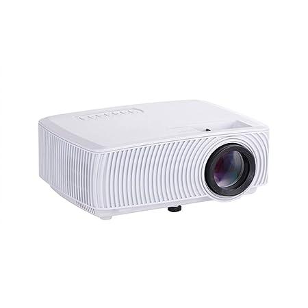 GWX Mini Proyector Led, Nuevo Soporte Portátil HD 1080p Conexión ...