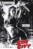 Sin City Poster Movie D 27x40 Jessica Alba Devon Aoki Maria Bello