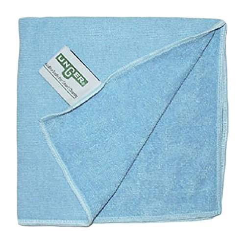 UNGER INDUSTRIAL 962360 6Pk Microfiber Cloths