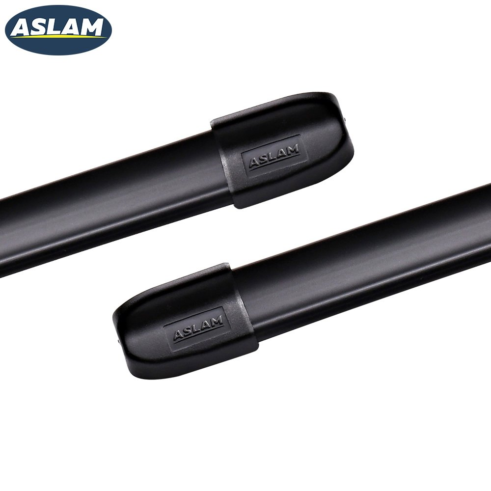 ASLAM Windshield Wipers G-Series 26+16,All-Season Wiper Blades for Original Equipment Replacement and Refills Replaceable,Double Service Life set of 2