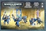 Space Marine Command Squad Warhammer 40k