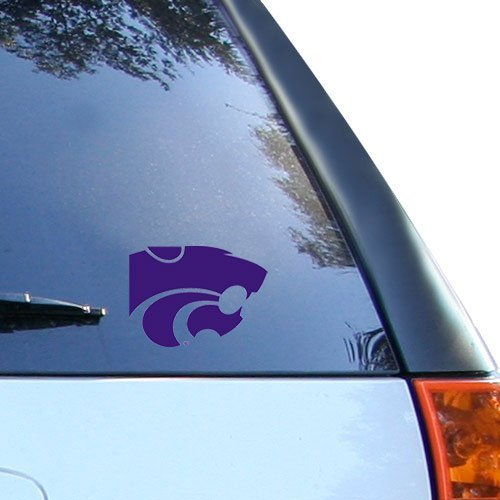 NCAA Kansas State University Multi-Use Colored Decal, 5