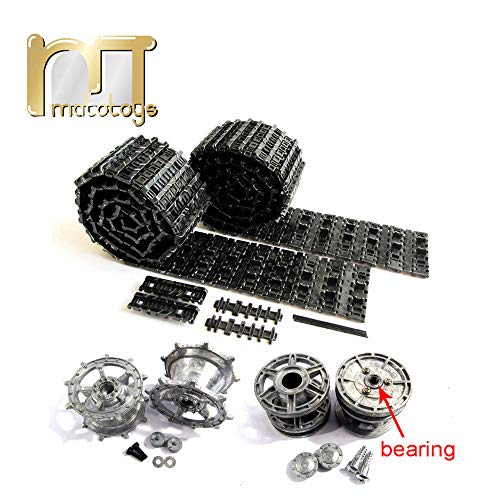 Mato King Tiger Metal Tracks Sprockets Driving Wheels for sale  Delivered anywhere in USA