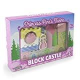 Wooden Wonders Princess Pine's Divine Block Castle