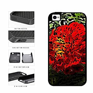 Beautiful remedy Bouquet nature Of fevers Red Flowers Dual Layer observed Phone Case Back Cover Apple iPhone 6 4.7