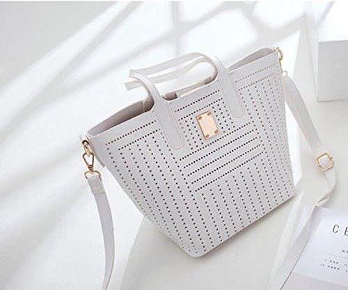 Bag gran bolsa de capacidad nueva bolso madre bolso Satchel Solo qp7vHWU