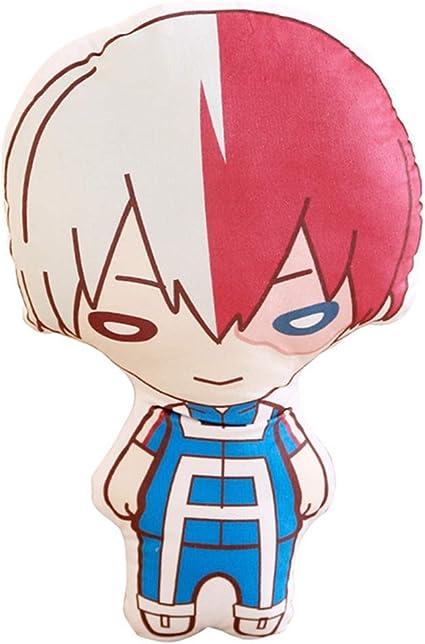 Amazon Com Wernerk Anime Boku No Hero My Hero Academia Todoroki Shoto Bakugou Katsuki Izuku Midoriya Deku Ochaco Uraraka Plush Doll Toy Pillow Cushion Todoroki Shoto Toys Games