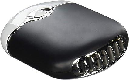 lujiaoshout USB Mini ventiladores portátiles Eléctrico Recargable ...