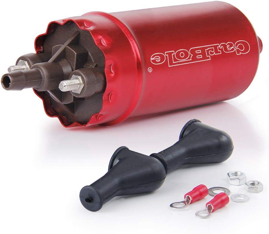 CarBole High Pressure Inline EFI Electric Fuel Pump Universal Replacement 0580463017