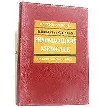 Pharmacologie médical