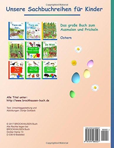 BROCKHAUSEN Bastelbuch Bd.</p> <p>&nbsp;</p> <p>BROCKHAUSEN Bastelbuch Bd. 4 - Das Große Buch Zum Ausmalen Und Prickeln: Ostern (Volume 4) (German Edition) Dortje Golldack >> <a  rel=