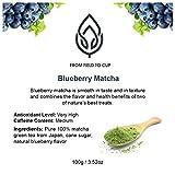Blueberry Matcha
