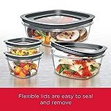 Rubbermaid Meal Prep Premier Food Storage
