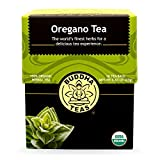 Buddha Teas Oregano Tea, 18 Count (Pack of 6) by Buddha Teas