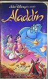 Walt Disney's Aladdin Black Diamond Classic RARE VHS