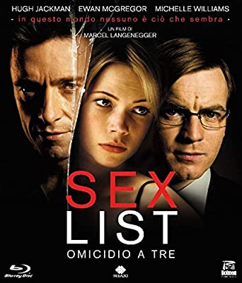 list Sex movies