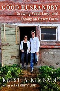 Book Cover: Good Husbandry: A Memoir