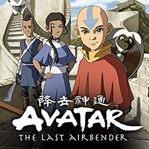 Amazon.com: Avatar: The Last Airbender - The Rift Part 3