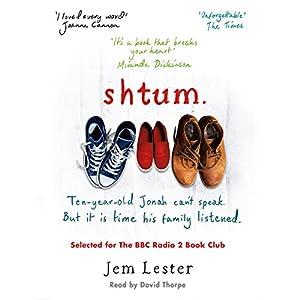 Shtum Audiobook