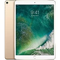 Newest Model Apple iPad Pro 10.5-inch Retina Display with A10X Fusion Chip, 64GB, Wi-Fi, Gold