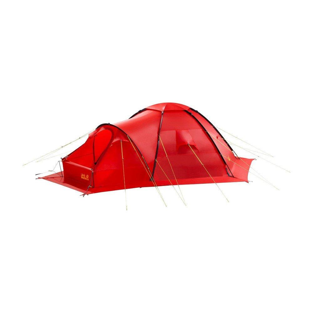 Jack Wolfskin Antartica Dome peak rouge Taille unique
