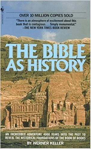 why the bible is not considered a historical document