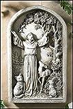 Saint St Francis Patron of Animals Peace Tree