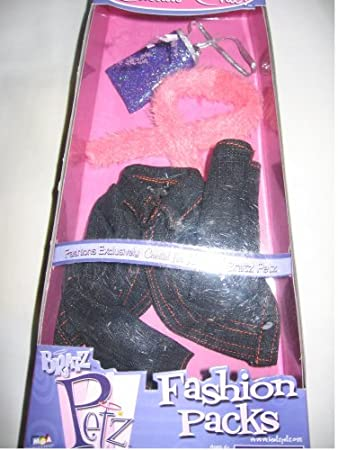 Bratz Petz Fashion Pack Casual Chic