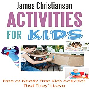 Activities for Kids Audiobook