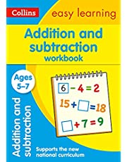 Addition and Subtraction Workbook Ages 5-7: Prepare for School with Easy Home Learning