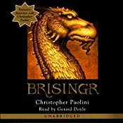 Brisingr: The Inheritance Cycle, Book 3 | Christopher Paolini