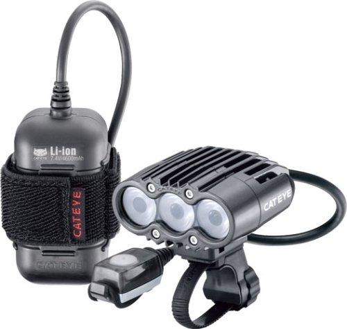 キャットアイ(CAT EYE) Triple Shot Pro 充電式ヘッドライト HL-EL830RC