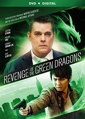 DVD : Revenge of the Green Dragons (DVD)
