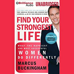 Find Your Strongest Life Audiobook