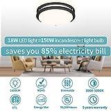 10 inch LED Flush Mount Ceiling Light