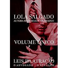 Box Leis da Atração: O Advogado | O Acusado - Volume Único (Portuguese Edition)