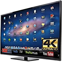 Music Computing MCLCDTTV65104k Motion Command 65 10-Touch 4K Touchscreen Smart TV