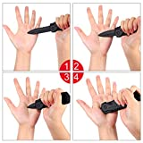 4 Pieces Retractable Knife Prop Knife Fake Knife