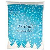 Ericraft Artificial Snow,8 Liters, 9.2 oz, Plastic