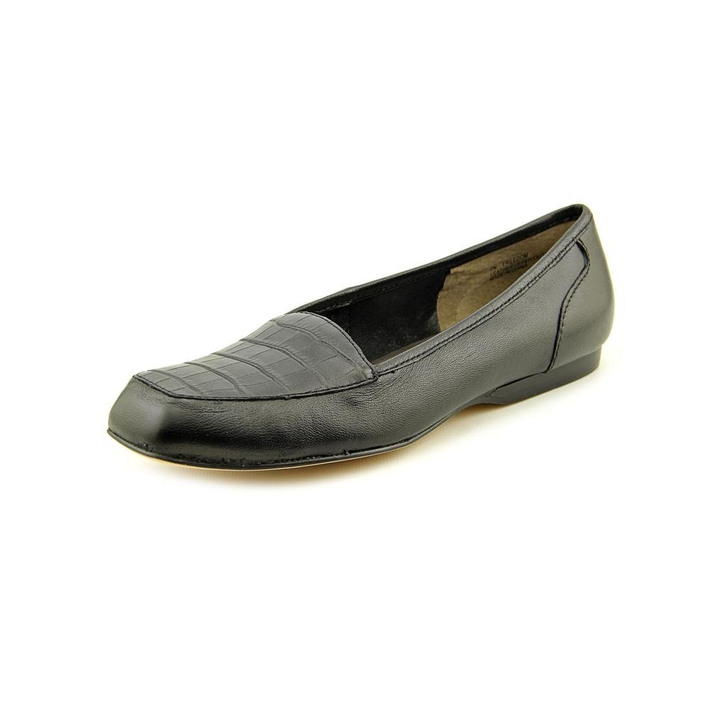 ARRAY Freedom Women's Slip On B01HITHQ20 9.5 4A US|Black-crocodile