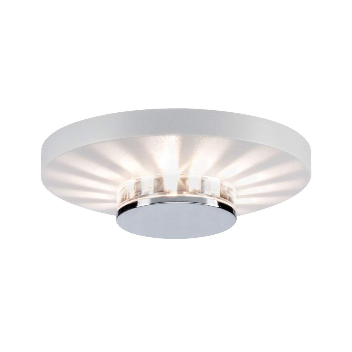 Paulmann Star EBL Set Frill LED 6x ca. 1W 2700K 230 12V Weiß matt Chrome Kunststoff