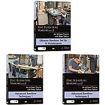 Peter Sefton's Ultimate Bandsaw Series - Set of 3 DVDs