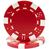 Trademark Poker 100 Striped Chip